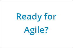 Agility requires greater Discipline – Are you ready for it?