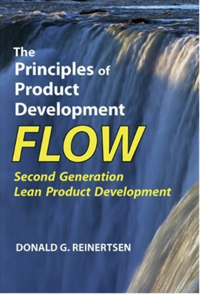 Principle of Product Development Flow