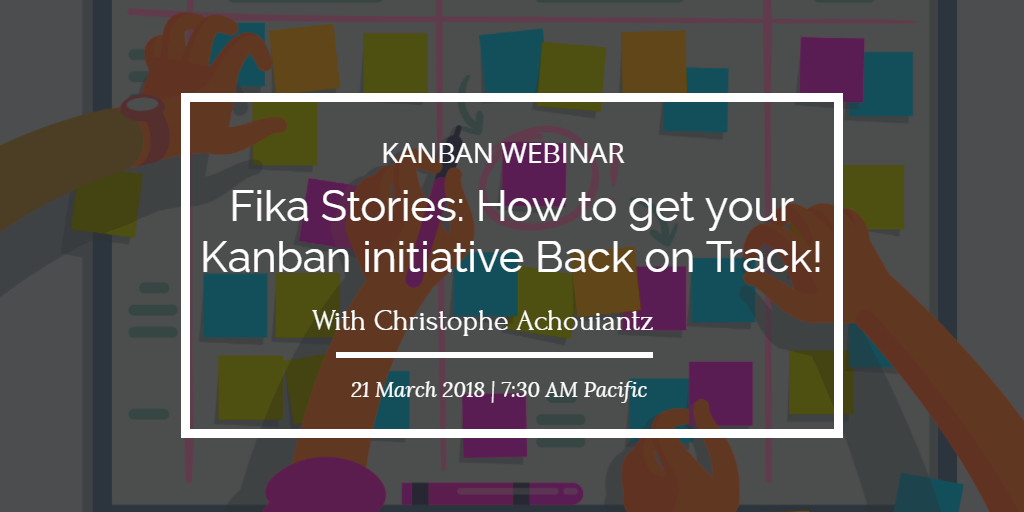 How to get your Kanban initiative Back on Track[