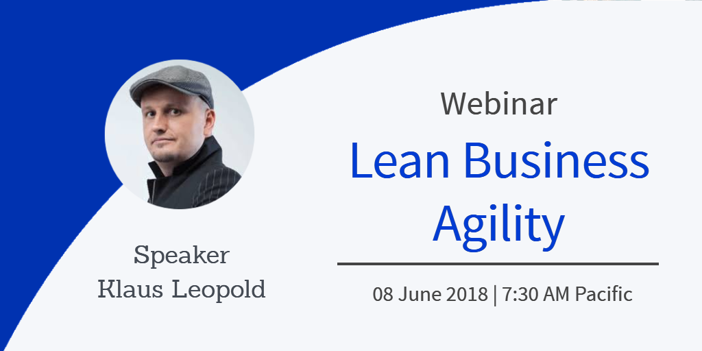 Lean Business Agility