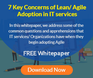 Lean/ Agile Adoption in IT