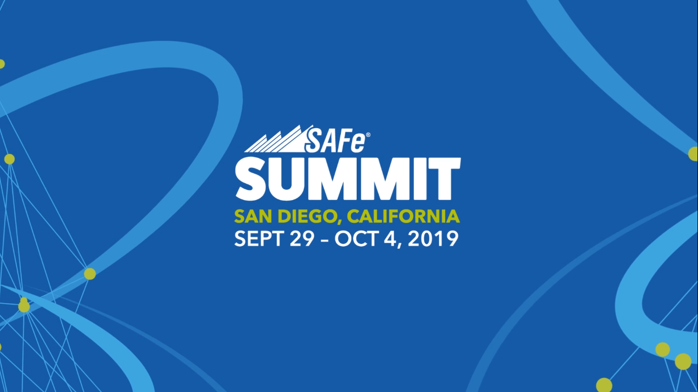 GLobal SAFe Summit 2019